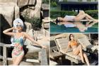 'Bắt bài' 4 dáng pose khi mặc bikini của Bảo Thy