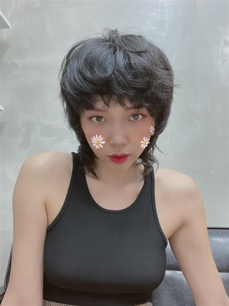 Tóc Tiên bị tóm lỗi khi khoe tóc giống Lee Min Ho-6