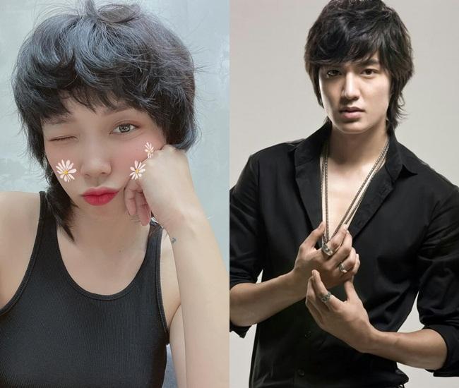 Tóc Tiên bị tóm lỗi khi khoe tóc giống Lee Min Ho-5