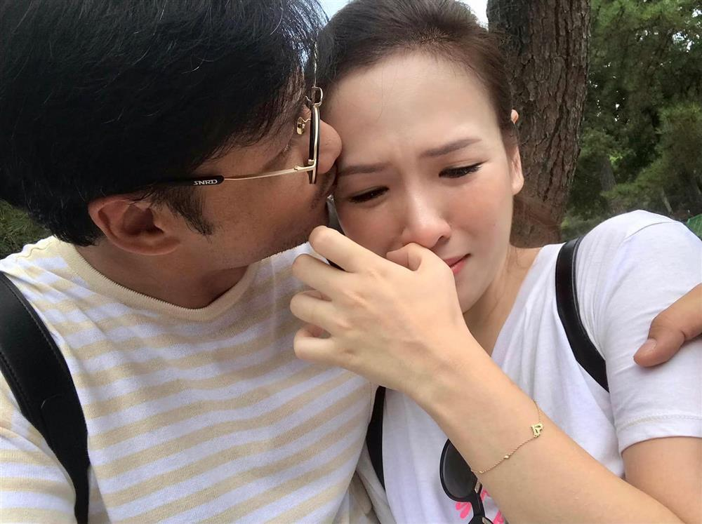 THẬT TƯỞNG ĐÙA: Đan Lê khóc giận chồng vì một que kem-2