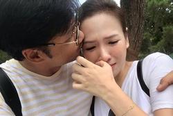 THẬT TƯỞNG ĐÙA: Đan Lê khóc giận chồng vì một que kem