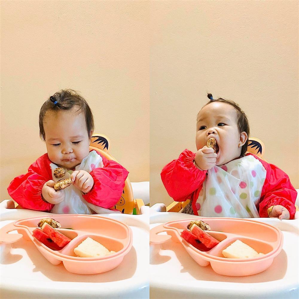 Mẹ 9x khoe thực đơn ăn dặm cho bé 9 tháng tuổi, đảm bảo đầy đủ chất dinh dưỡng-10