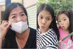 Mẹ đẻ cố diễn viên Mai Phương chầu chực mỗi lần thăm cháu ngoại
