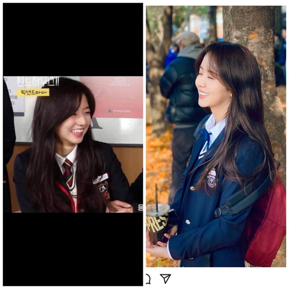 Nàng mưa Kim So Hyun và hotgirl Penthouse gây lú vì như sinh đôi-8