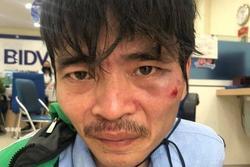 Khởi tố đối tượng mặc áo Grab, cầm súng và mìn giả cướp ngân hàng ở Hà Nội