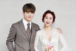 Hoa hậu Ham So Won sắp có con thứ 2 với chồng kém 18 tuổi