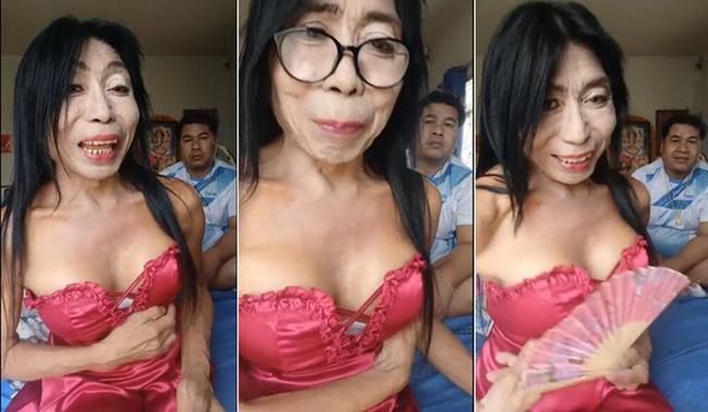 Hành trình nổi tiếng của gái già chuyển giới thích cặp phi công trẻ-10