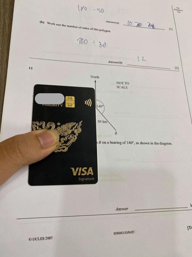 Rich kid 2k4 đi học thêm, lấy thẻ đen 2 tỷ thay thước kẻ-1