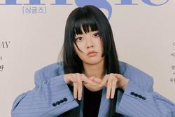 'Em gái mưa' Kim So Hyun lột xác với kiểu tóc chuẩn gái Nhật