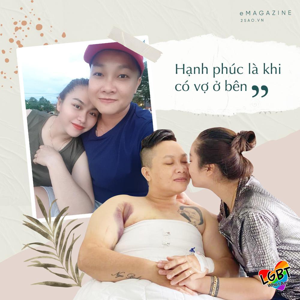 Mẹ 2 con ở Cần Thơ chuyển giới ở tuổi 40 sau chuỗi ngày địa ngục-8