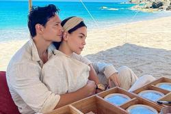'Phát hờn' với màn tương tác của Kim Lý - Hà Hồ