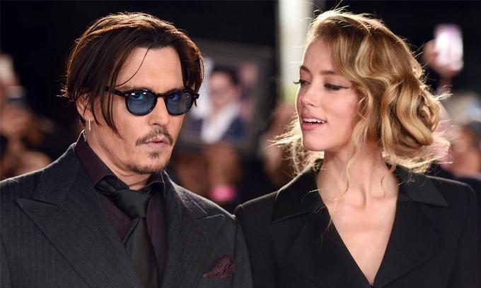 Johnny Depp lộ tin nhắn gọi Amber Heard là gái điếm-1
