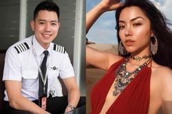 Cơ trưởng trẻ nhất Việt Nam kể lợi thế phi công, Hà Trúc 'phản dame'