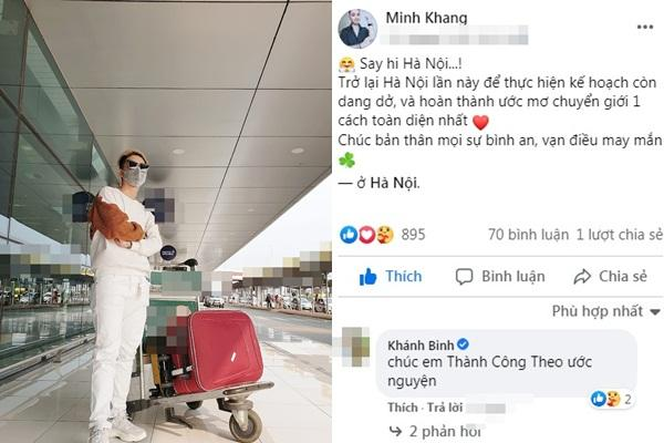 Người đàn ông Việt Nam sinh con cắt bỏ tử cung và buồng trứng-1