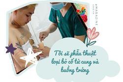 'Người đàn ông Việt Nam sinh con' cắt bỏ tử cung và buồng trứng