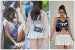Ngọc Trinh - Chi Pu gia nhập hội chị em mặc váy tennis 'thảm họa'