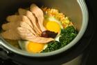 Nấu ăn trở nên dễ dàng với những món ngon được chế biến từ nồi cơm điện