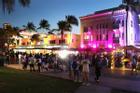 Miami Beach 'vỡ trận' vì du khách tăng đột biến