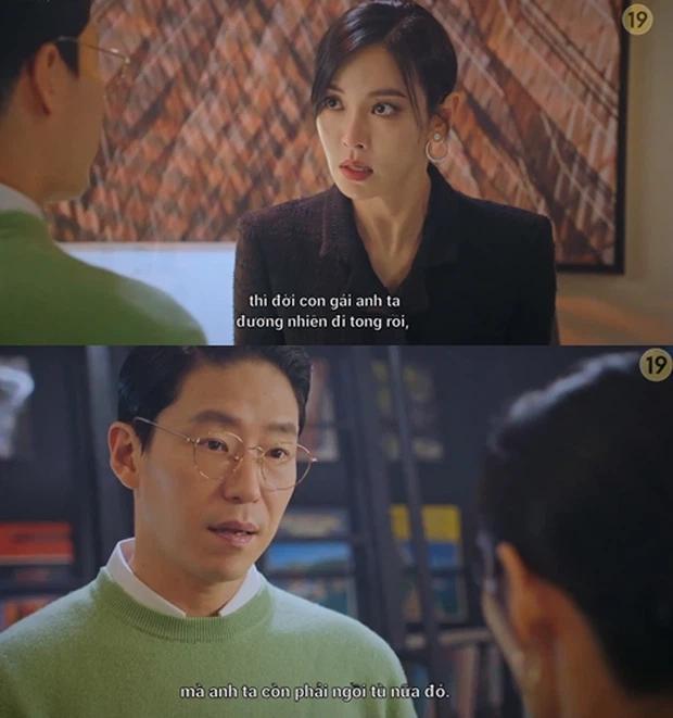Xoay mòng mòng ở Penthouse 2: Te tua nhất đích thị là mẹ ghẻ Seo Jin!-2