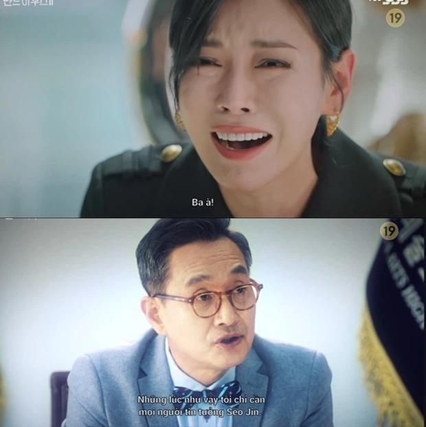 Xoay mòng mòng ở Penthouse 2: Te tua nhất đích thị là mẹ ghẻ Seo Jin!-3