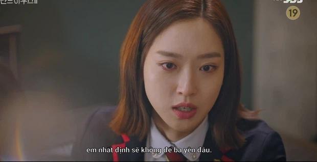 Xoay mòng mòng ở Penthouse 2: Te tua nhất đích thị là mẹ ghẻ Seo Jin!-6