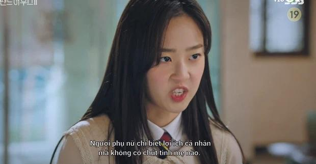 Xoay mòng mòng ở Penthouse 2: Te tua nhất đích thị là mẹ ghẻ Seo Jin!-7