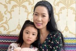 Lộ diện con gái học lớp 1 xinh xắn của Thương Tín và vợ kém 32 tuổi