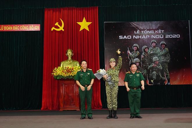 Diệu Nhi là Á quân, Kỳ Duyên trở thành Quán quân Sao Nhập Ngũ 2020-1