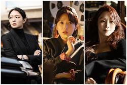 Esom, Pyo Ye Jin và Cha Ji Yeon phá vỡ định kiến phái yếu trong 'Taxi Driver'