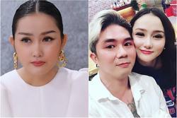 Vợ Khánh Đơn 'xin bình yên' sau khi nhắc về con gái riêng của chồng