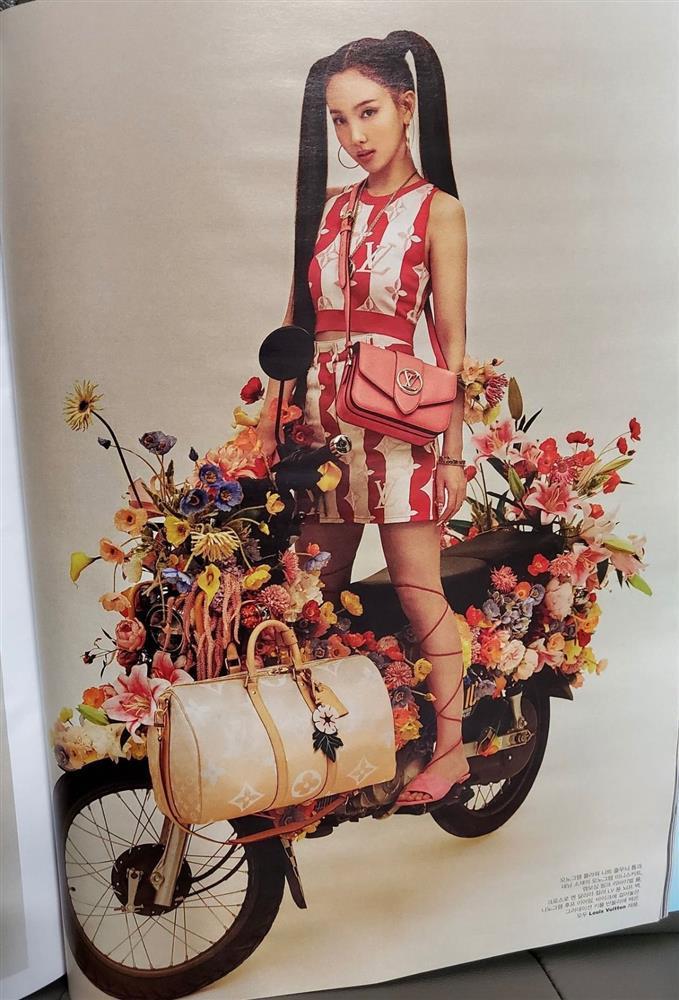Nayeon Twice mặc hàng hiệu bị chê phèn chua loét-5