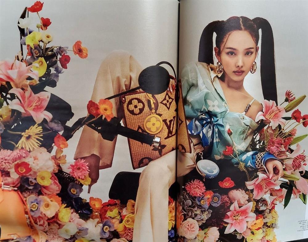 Nayeon Twice mặc hàng hiệu bị chê phèn chua loét-4