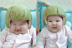 '50 sắc thái' hài hước của em bé khi có mẹ cứ 'hở' ra là hóa trang cho con
