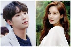 'Gái ngoan' Seohyun diễn 'cảnh nóng' cùng đàn em Lee Jun Young