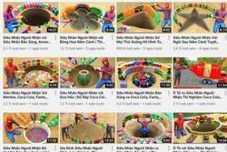 Phát hiện kênh YouTube trẻ em nội dung nhảm nhí: Thử thách nguy hiểm, bạo lực câu view