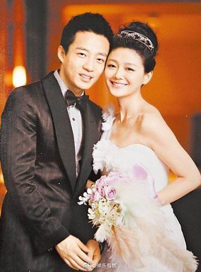 Lâm Tâm Như dự tiệc kỷ niệm 10 năm cưới của Từ Hy Viên-4