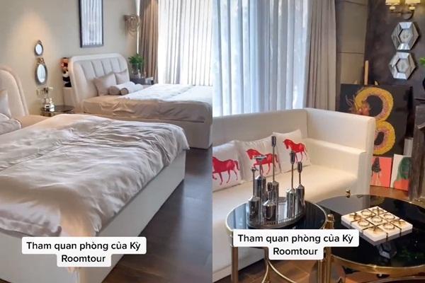 Rich kid dùng thẻ đen làm thước kẻ khoe phòng riêng xa hoa hơn khách sạn-4