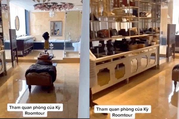 Rich kid dùng thẻ đen làm thước kẻ khoe phòng riêng xa hoa hơn khách sạn-5