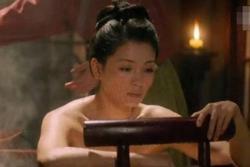 Người đẹp 'Thiên Long Bát Bộ' bị chê dáng thô như đàn ông