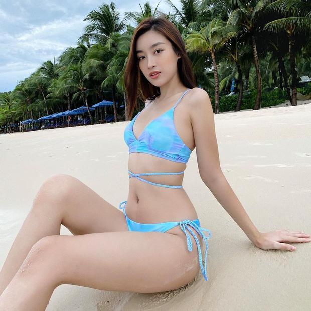 Tiểu Vy, Đỗ Mỹ Linh hở bạo liệt sau khi kết thúc nhiệm kỳ Hoa hậu-10
