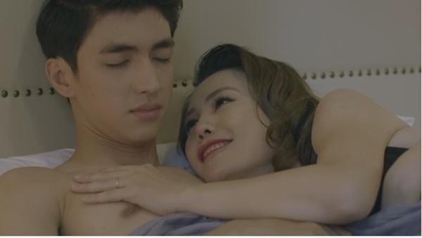 1.001 nỗi ám ảnh của dàn diễn viên Việt khi quay cảnh nóng-6
