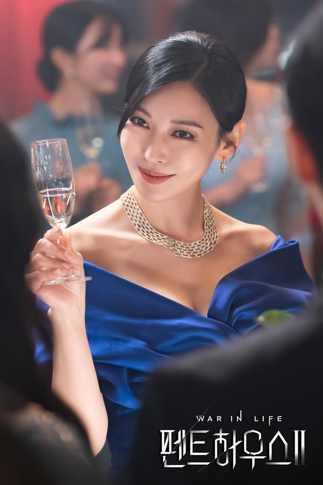 Cheon Seo Jin và các chị đại hổ báo trên màn ảnh xứ Hàn-3