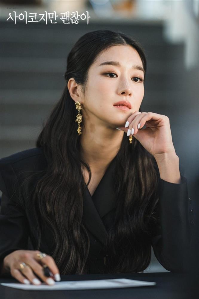 Cheon Seo Jin và các chị đại hổ báo trên màn ảnh xứ Hàn-9