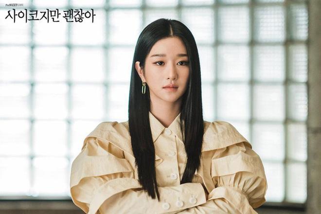 Cheon Seo Jin và các chị đại hổ báo trên màn ảnh xứ Hàn-8