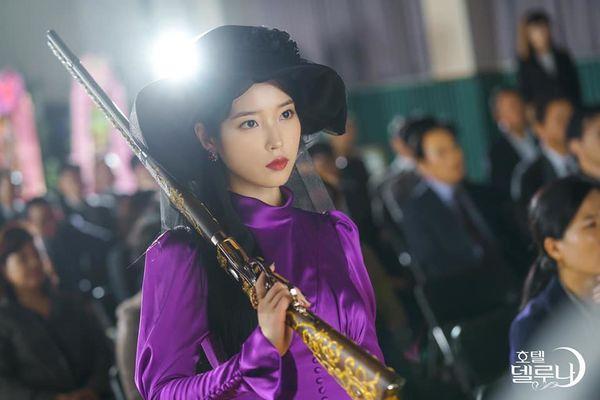 Cheon Seo Jin và các chị đại hổ báo trên màn ảnh xứ Hàn-12