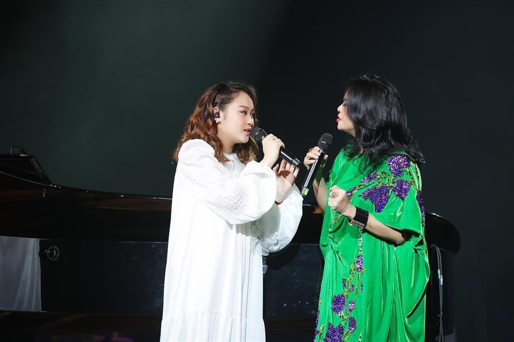 Diva Thanh Lam vô tình tiết lộ con gái mang thai?-3