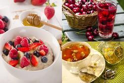 Những món ngon không chỉ dễ ăn mà còn cải thiện giấc ngủ cực tốt