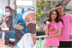 Matt Liu và tình cũ Hương Giang đăng ảnh vi vu: Chuyện gì đây?
