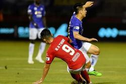 Hoàng Thịnh bị cấm thi đấu hết 2021, đền tiền chữa chân cho Hùng Dũng
