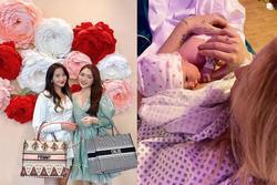 Bất ngờ đăng ảnh em bé, Primmy Trương đã mang thai?